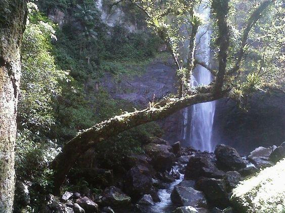 Cachoeira da Forchetta Máquine. - Rio Grande do Sul