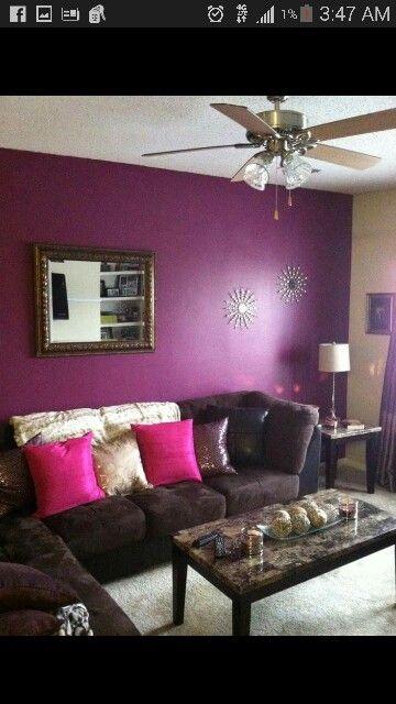 Pretty in purple #paintjunky