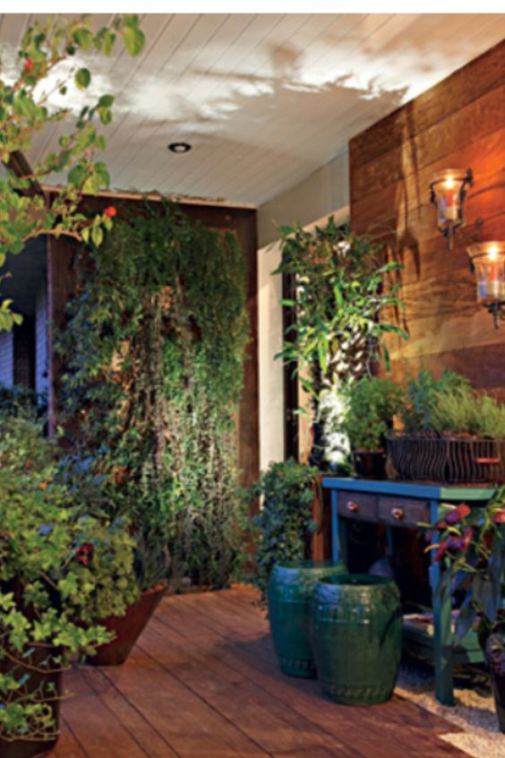 Varanda - Revista Casa & Jardim