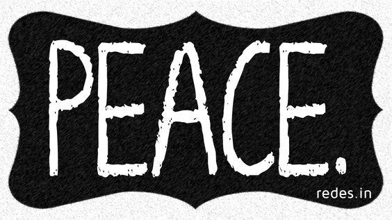peace  Do It Yourself – Inspirational Wall Art Using Shoe Box Lid #ShoeBoxLid #Inspirational #Quotes #WallArt #FreeTemplate