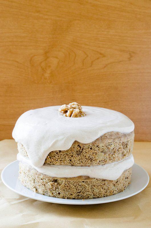 Banana Breakfast Cake + Recipe