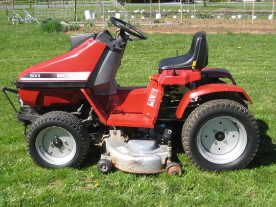 honda 5013 repaint pics the friendliest tractor forum and best place. Black Bedroom Furniture Sets. Home Design Ideas
