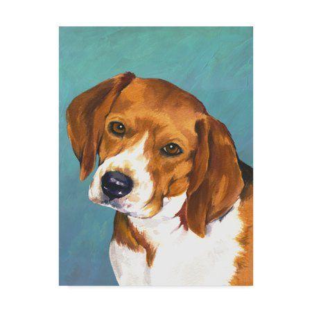 Home In 2020 Beagle Art Dog Portraits Beagle
