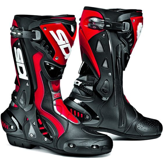 Sidi Stealth ST Motorcycle Boots  Description: The Vertigo was created after an arduous 2+ year development period with       lofty goals in mind. The boot had to push the technology of the sport       road boot segment to an even higher level than the legendary Vertebra       series. They are designed to be the best, no matter...  http://bikesdirect.org.uk/sidi-stealth-st-motorcycle-boots-11/