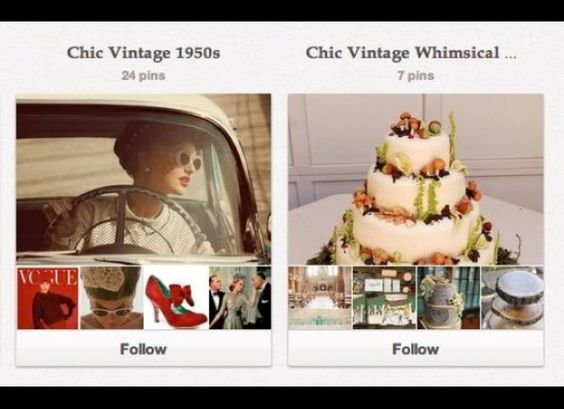 Pinterest Weddings: 11 Inspiring Wedding Pinners To Follow On Pinterest (mine is not there?)