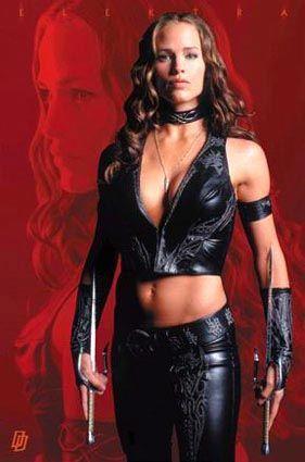 Jennifer Garner as Elektra in Daredevil (2003)