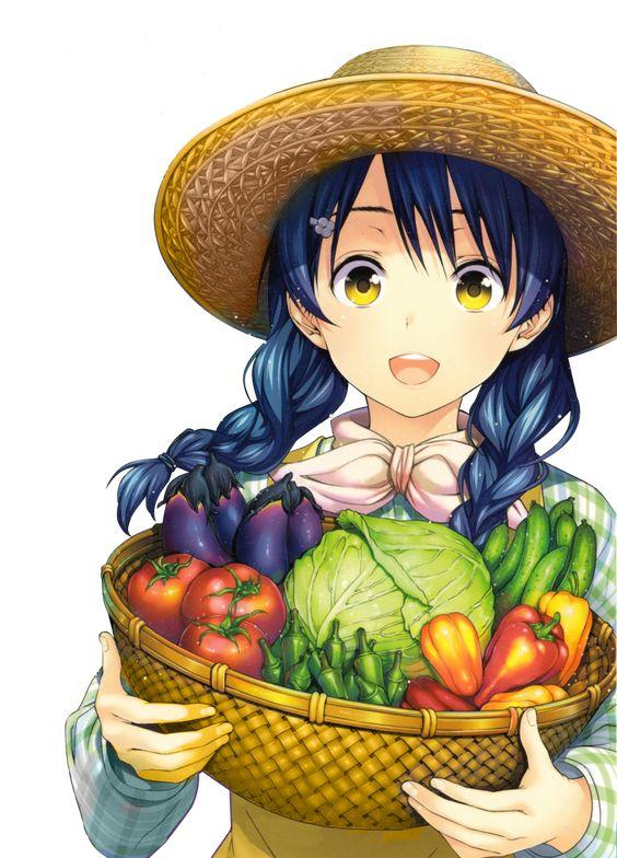 野菜食戟のソーマ田所恵