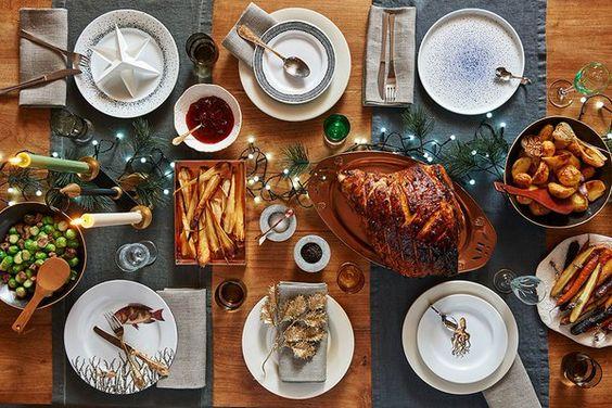 Claves para elegir la #vajilla de #Navidad http://bit.ly/1QP8E05