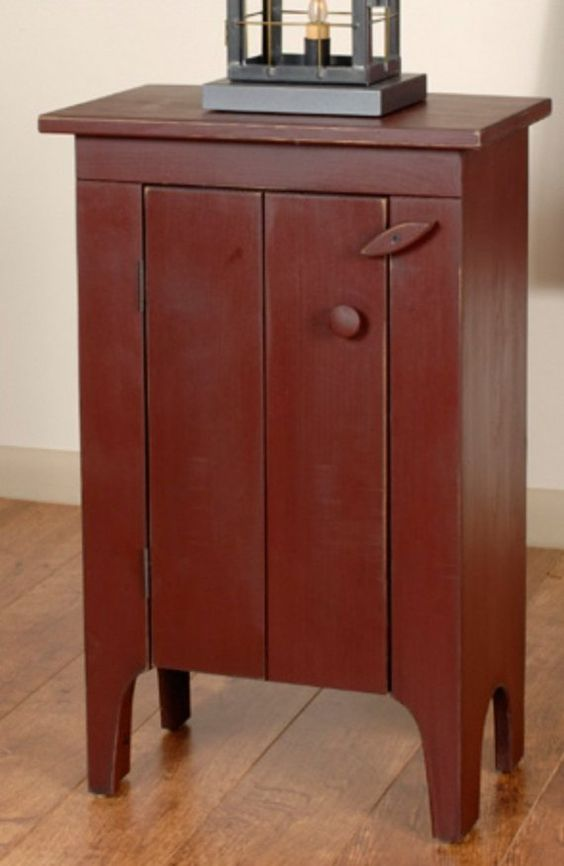 STYLE RUSTIC COUNTRY PRIMITIVE KITCHEN PANTRY JELLY CUPBOARD on - How To Build A Jelly Cupboard Jelly Cupboard, Cupboard And