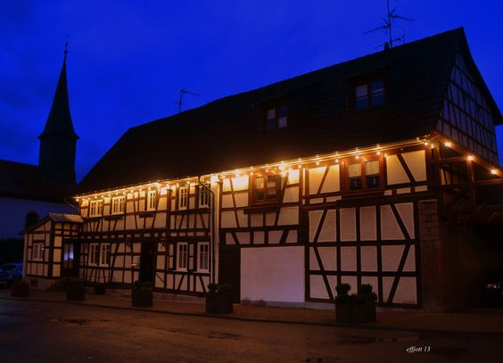 Schlierbach im Odenwald / Germany