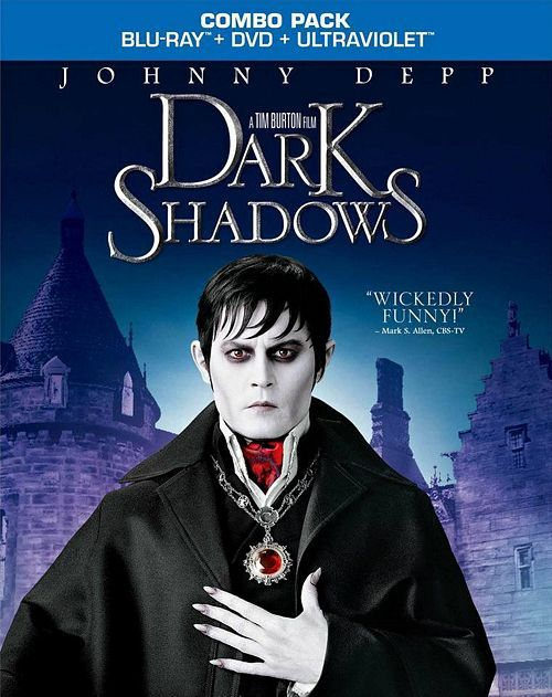 Free Download Dark Shadows (2012) DVDRIp Xvid