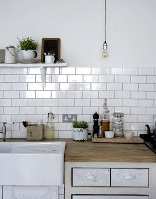 Pinterest the world s catalog of ideas for Metro tiles kitchen ideas