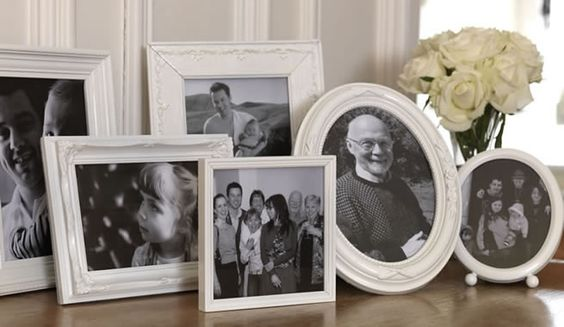 How-to spray paint picture frames » Rustoleum Spray Paint » www.rustoleumspraypaint.com: