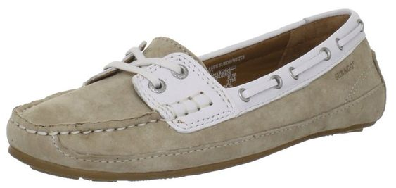 Sebago shoes - worn by the Duchess of Cambridge: