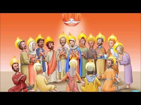 Youtube Pentecostes Catequesis Temas De Catequesis