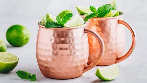 Moscow Mule Recipe And Video Plus How To Make A Moscow Mule In 2020