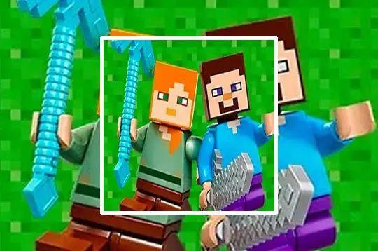 Lego Minecraft Jogos Na Internet Em 2021 Lego Minecraft Coisas Do Minecraft Ideias Legais