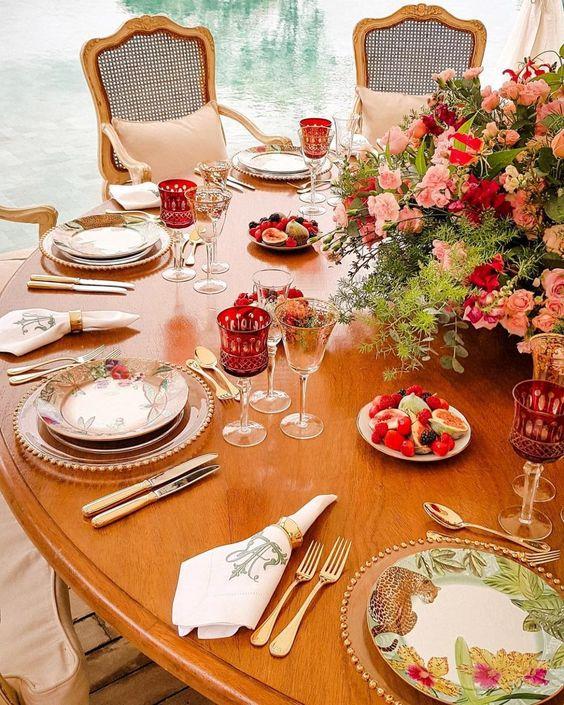 Mesa de noivado | 20 inspirações para arrasar na decoração