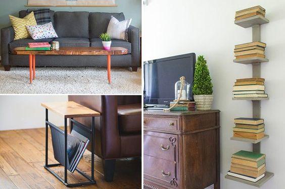 10 pequenos móveis Espaço DIY Solutions | eHow