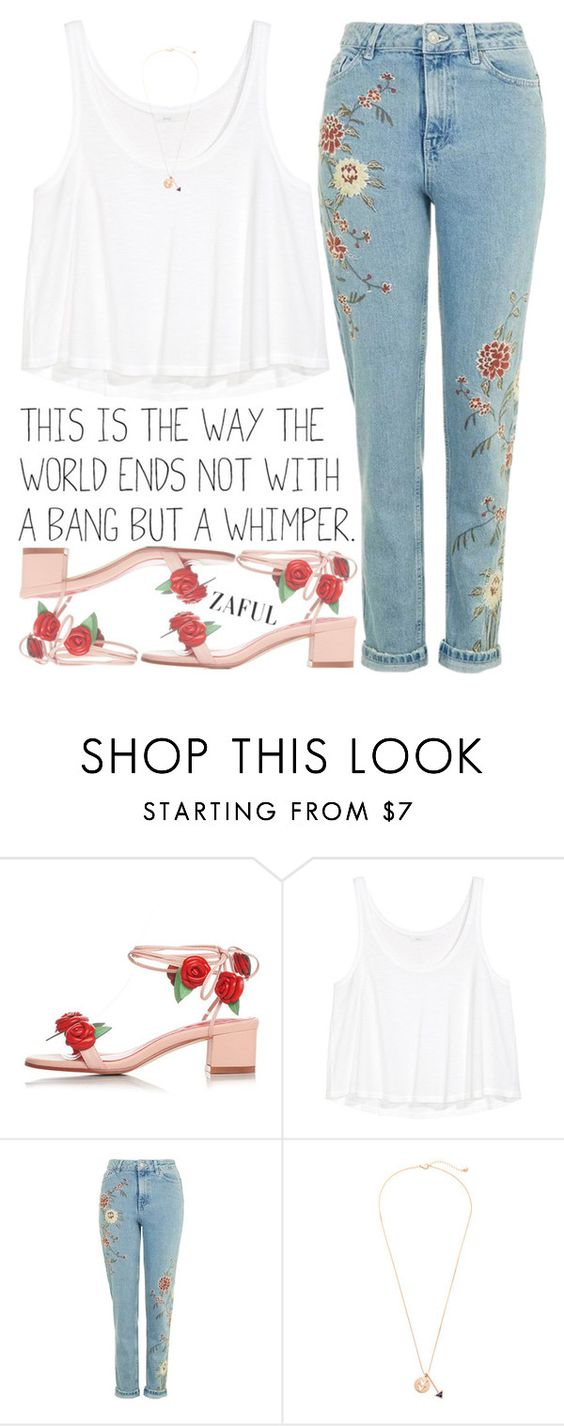 """""""you're not a bad person for the ways you tried to kill your sadness"""" by exco ❤ liked on Polyvore featuring H&M, clean, organized and zaful"""