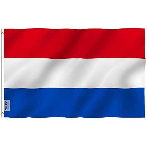 Anley Fly Breeze 3x5 Foot Netherlands Flag Vivid Color Https