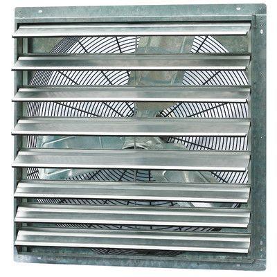 iLIVING 5000 CFM Bathroom Fan