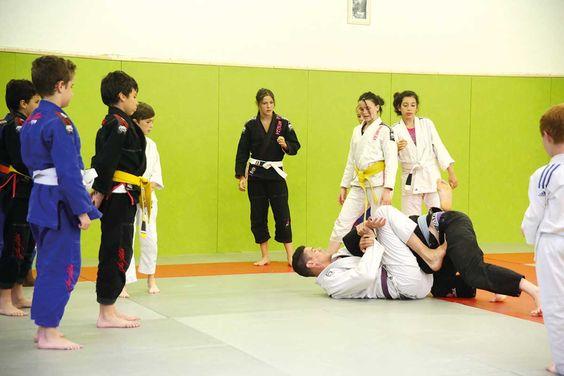 Club de Ju Jitsu de Mandelieu-La Napoule