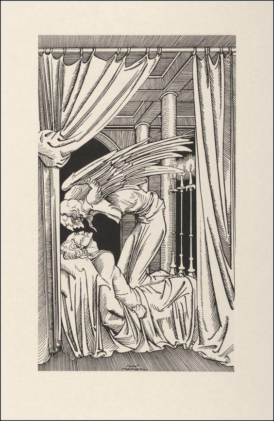 Hans Wildermann. Wirklichkeiten. 49 blätter zu Goethe's Faust. Gustav Bosse Verlag Regensburg, 1919.
