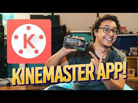 Como Usar O Kinemaster App De Edicao De Video No Celular