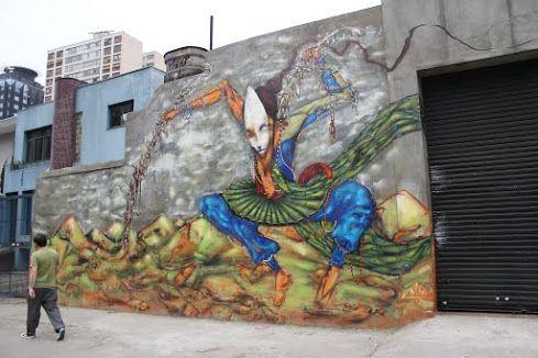São Paulo street art