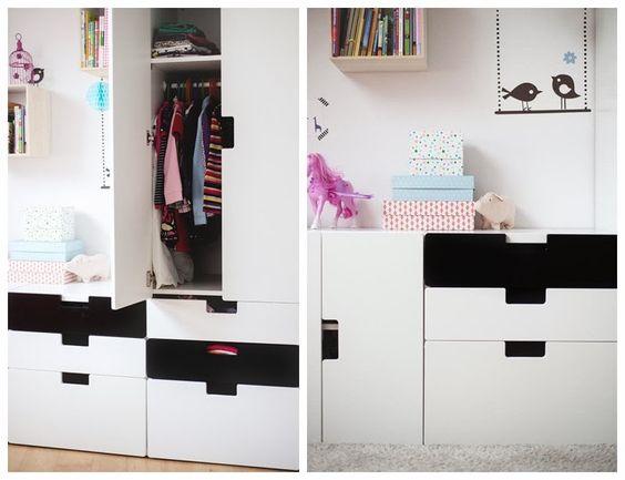 ikea stuva black white - Ikea Chambre Bebe Stuva