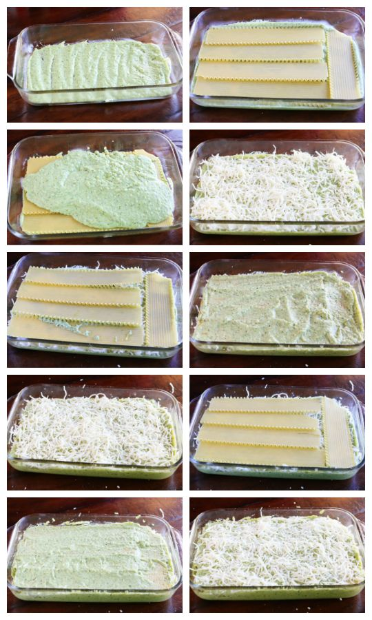 ... Lasagna on Pinterest | Lasagna, Spinach Lasagna Rolls and Spinach