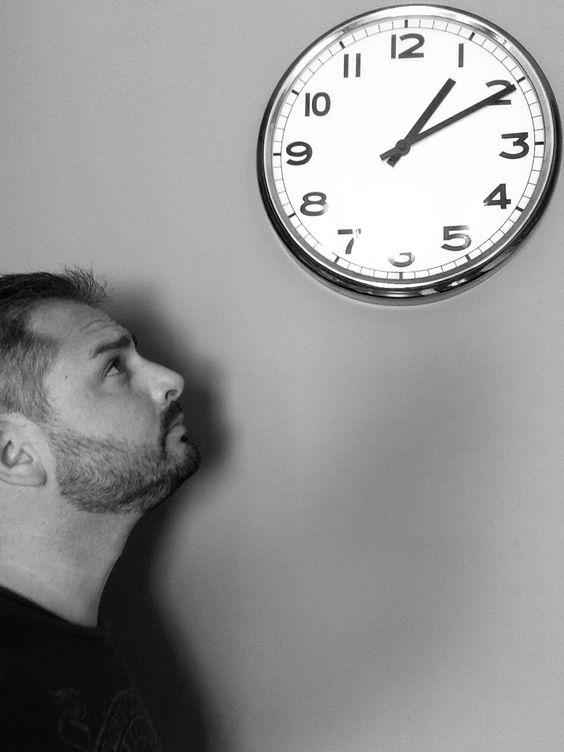 Como pasa el tiempo haciendo el tonto