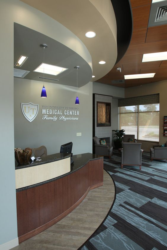 Doctor offices waiting areas google search front desk for Medical office paint colors