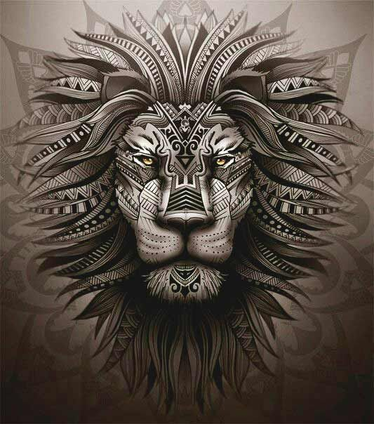 Tribal Tattoo Ideas For Shoulder And Chest Tattoos For Women Leo Tattoo Designs Tribal Chest Tattoos Lion Tattoo Design