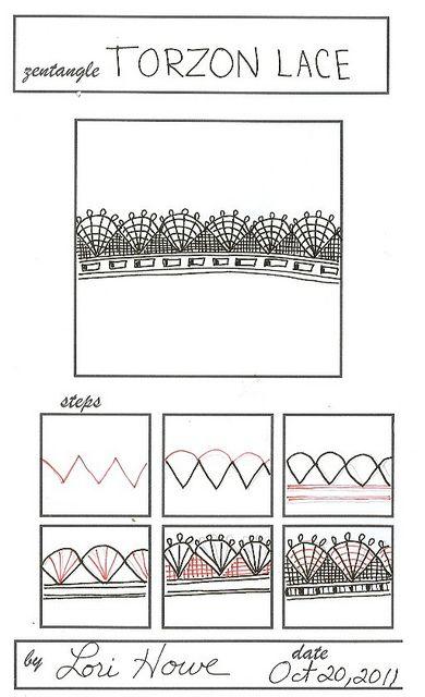 torzon lace