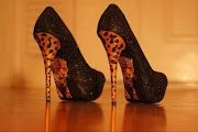 the heels.