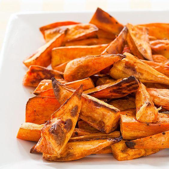 America S Test Kitchen Sweet Potato Wedges