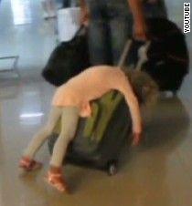sleeping child video #CNN