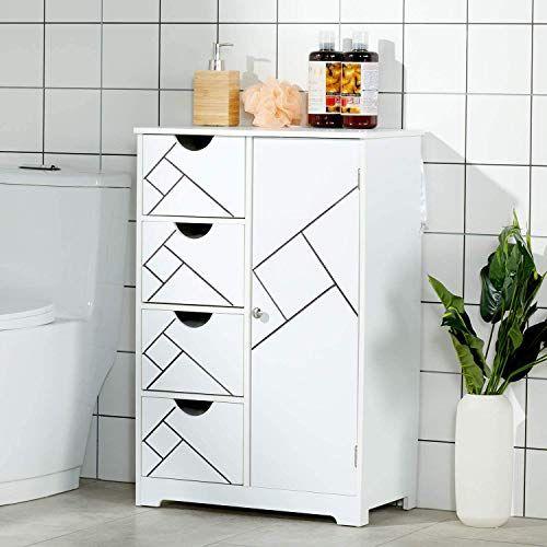 dictac meuble de salle de bain avec 4