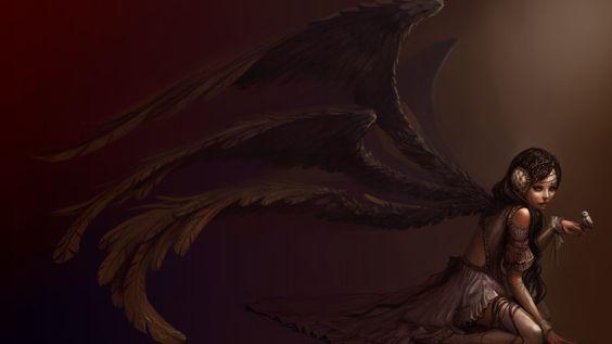 Tener varias alas para poder volar; pero no usar ninguna para conseguir la libertad.
