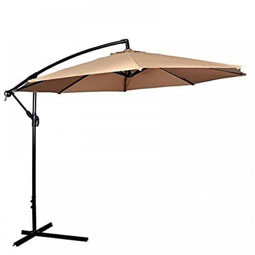 Top 10 Best Offset Patio Umbrellas For Garden Backyard Poolside In 2020 Reviews Best Patio Umbrella Offset Patio Umbrella Offset Umbrella