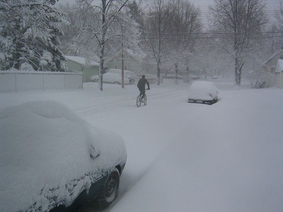dumb things Minnesotans do when it snows (article)