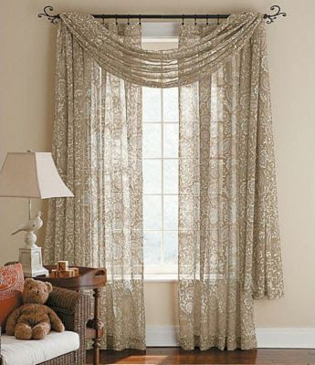 Curtains Ideas curtains at kmart : Curtains For Windows from Kmart.com | Cozy | Pinterest | Bedrooms ...