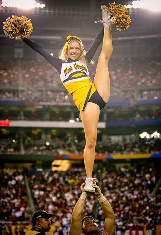 West Virginia cheerleader Chrissy Kemmner | Photos | Pinterest ...