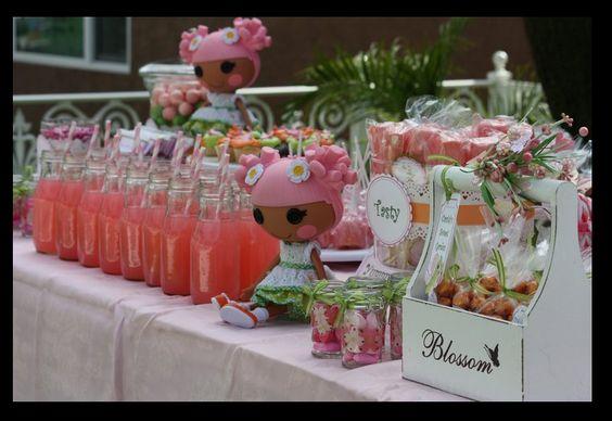 Lalaloopsy birthday party by Sprinkles Sparkles & Celebrations