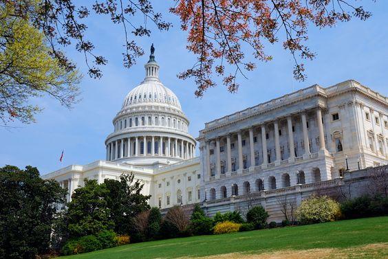 Capital Hill, Washington DC, USA. #CapitalHill