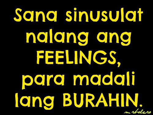 Comedy Quotes Tagalog Version: Tagalog Love Quotes, Love Quotes And Quotes On Pinterest