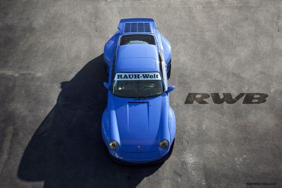 RAUH-Welt BEGRIFF Porsche 911 993