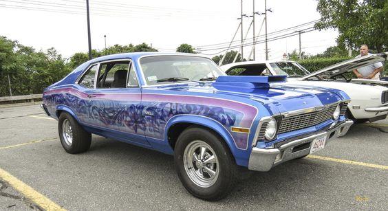 1969 Chevy Nova 2dr